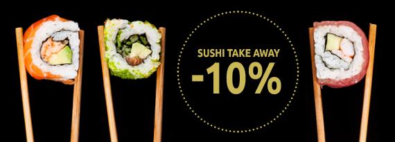 Take away sushi - Tang Capital