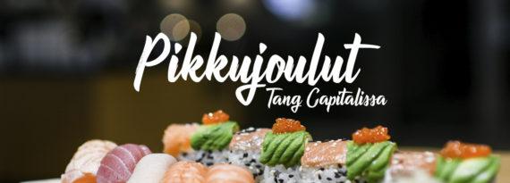 Pikkujoulut - Ravintola Tang Capital Lappeenranta